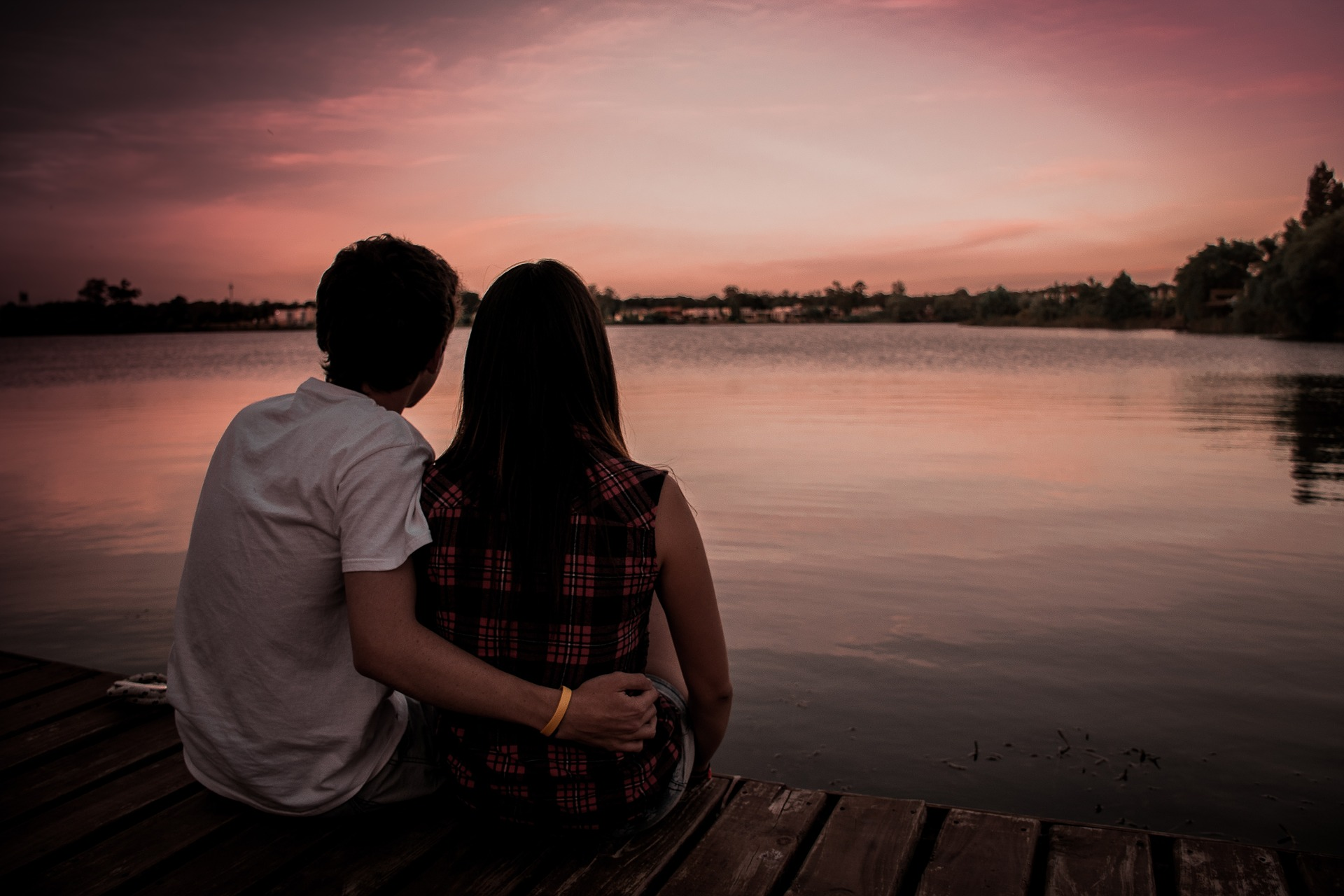 Романтические пары картинки