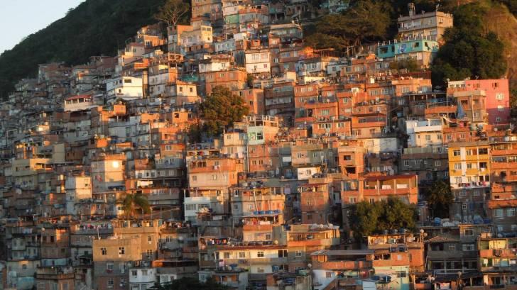 brasil urban slums