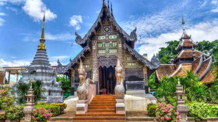 thai chapel