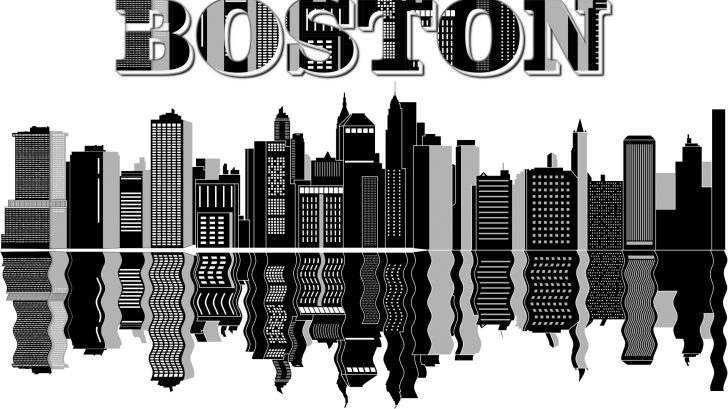 boston city graphic
