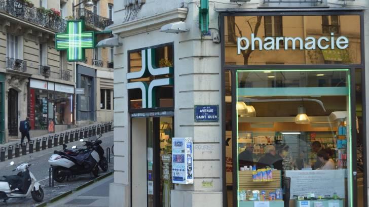 pharmacy in France