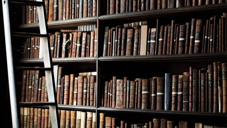 college library books
