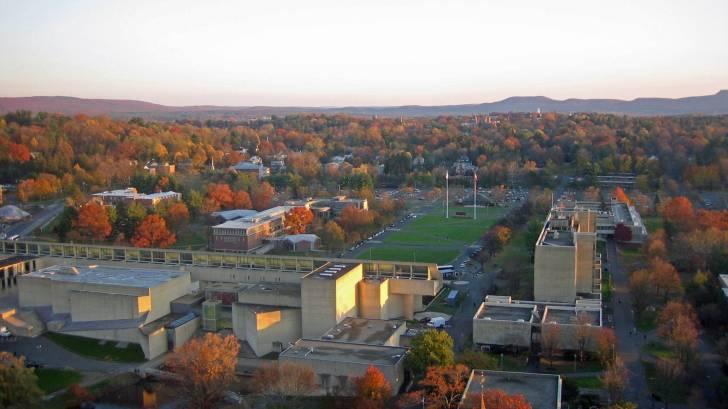 U Mass campus