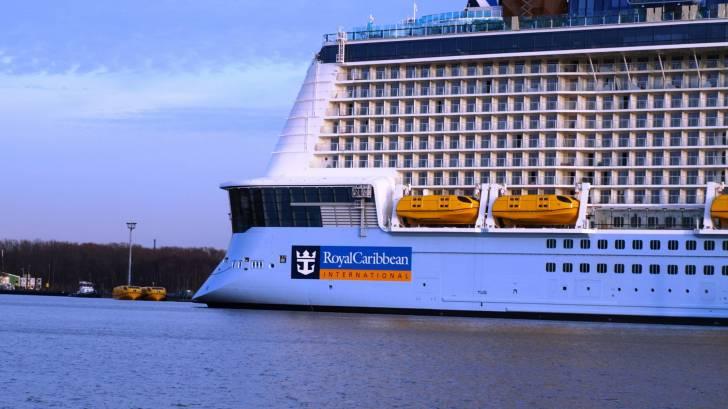 Royal Caribbean ship