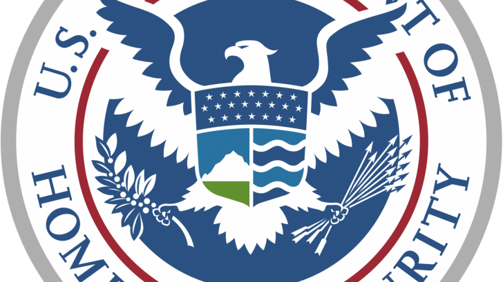 homeland security symbol