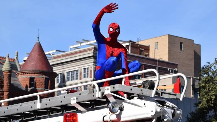 Super Hero Spider man
