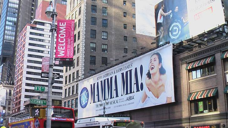 broadway bill boards