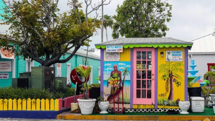 bahamas village