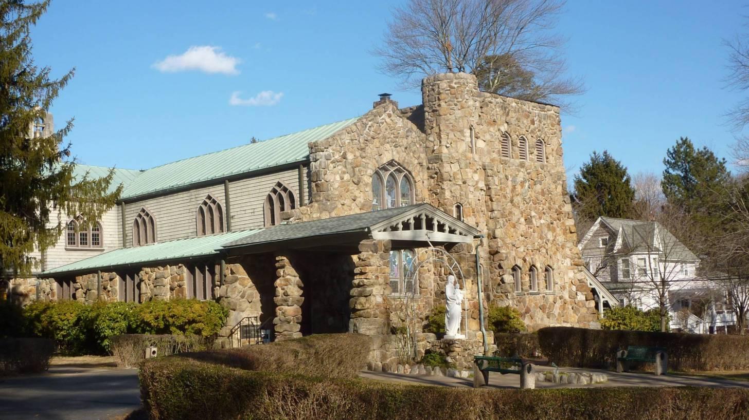 catholic school old stone
