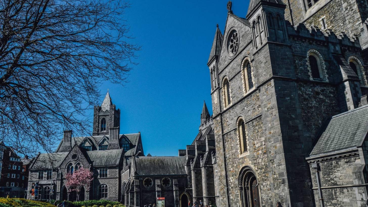irish church in Dublin