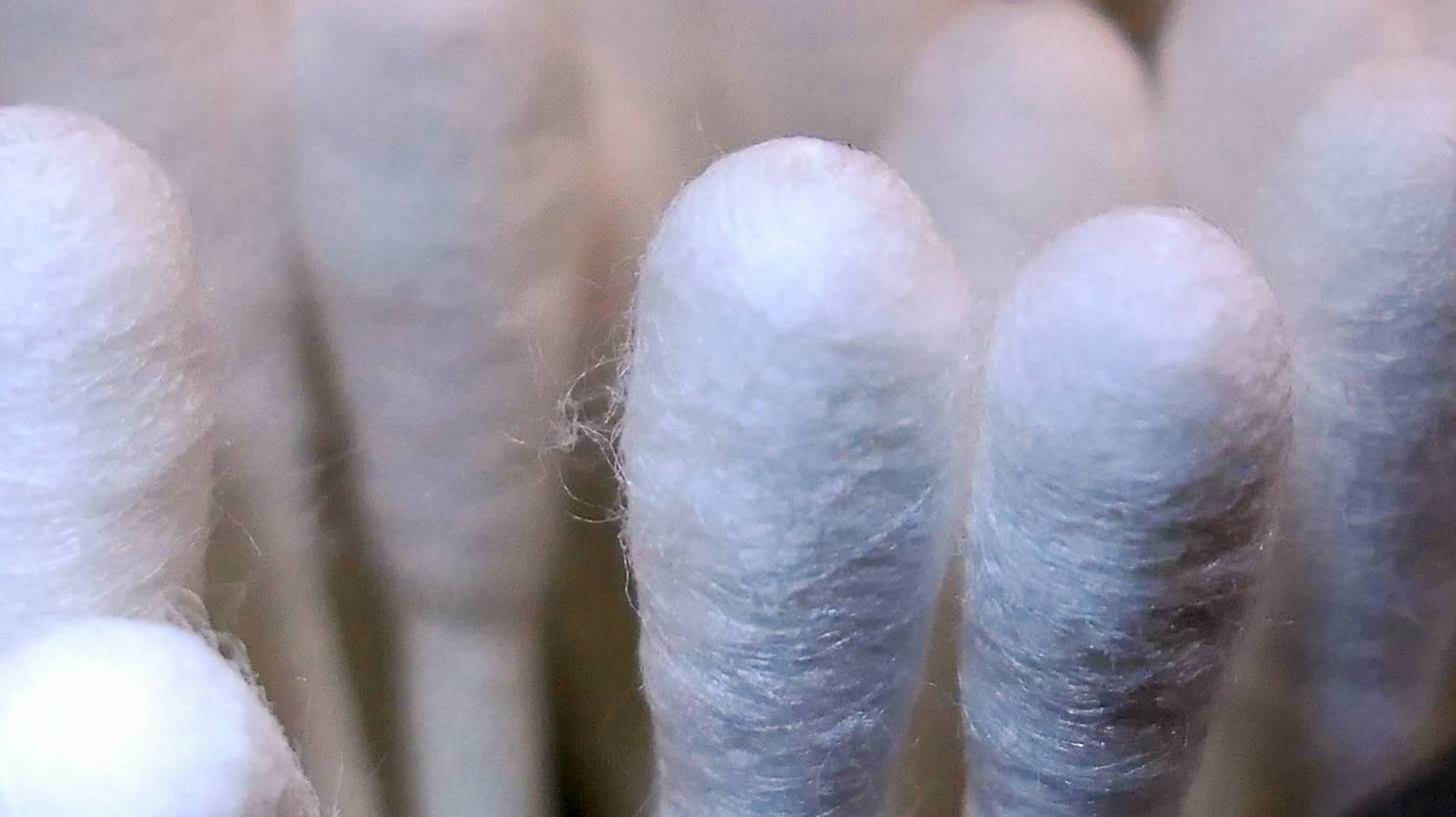 cotton swabs for testing covid-19