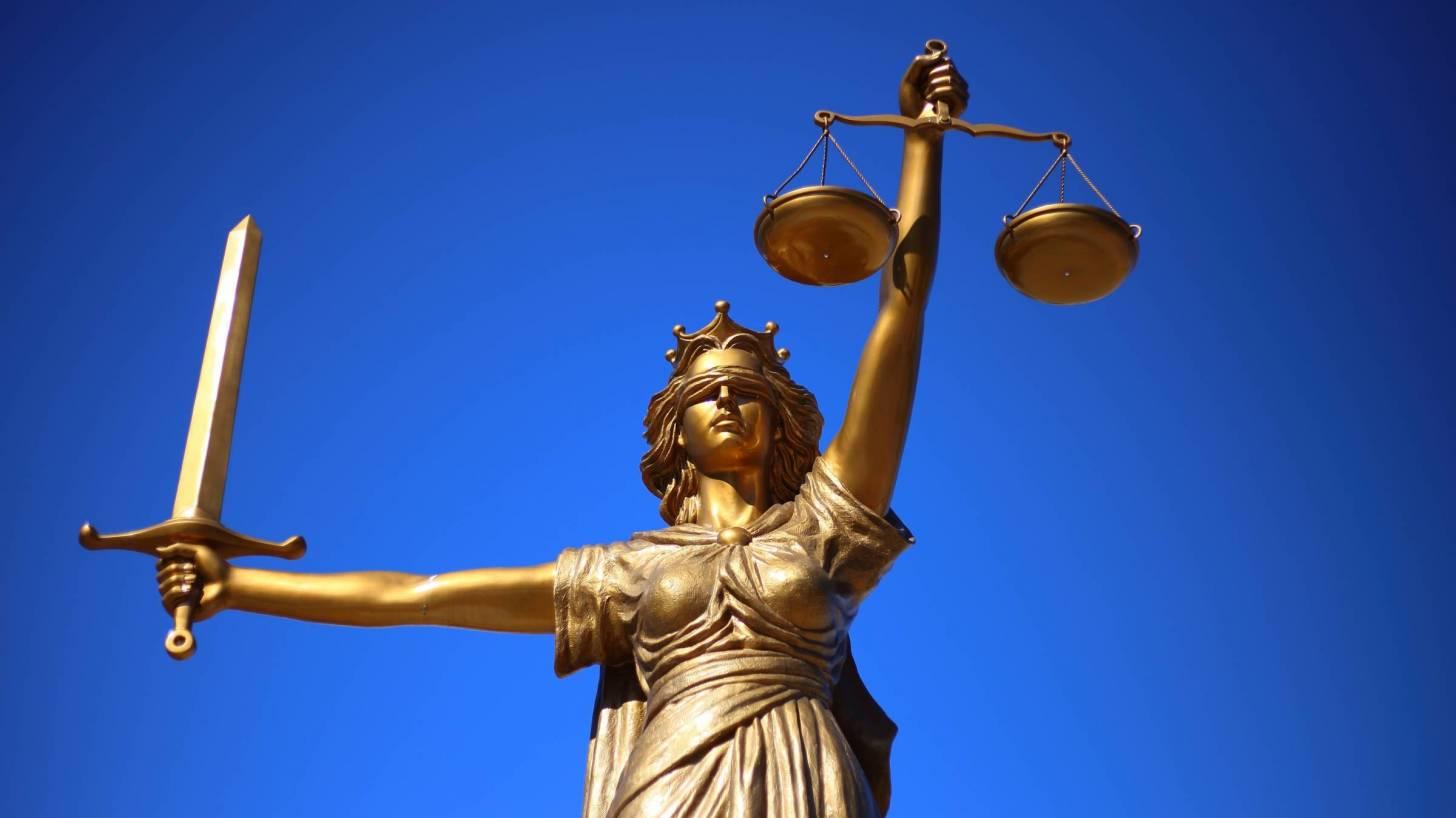 lady justice statute