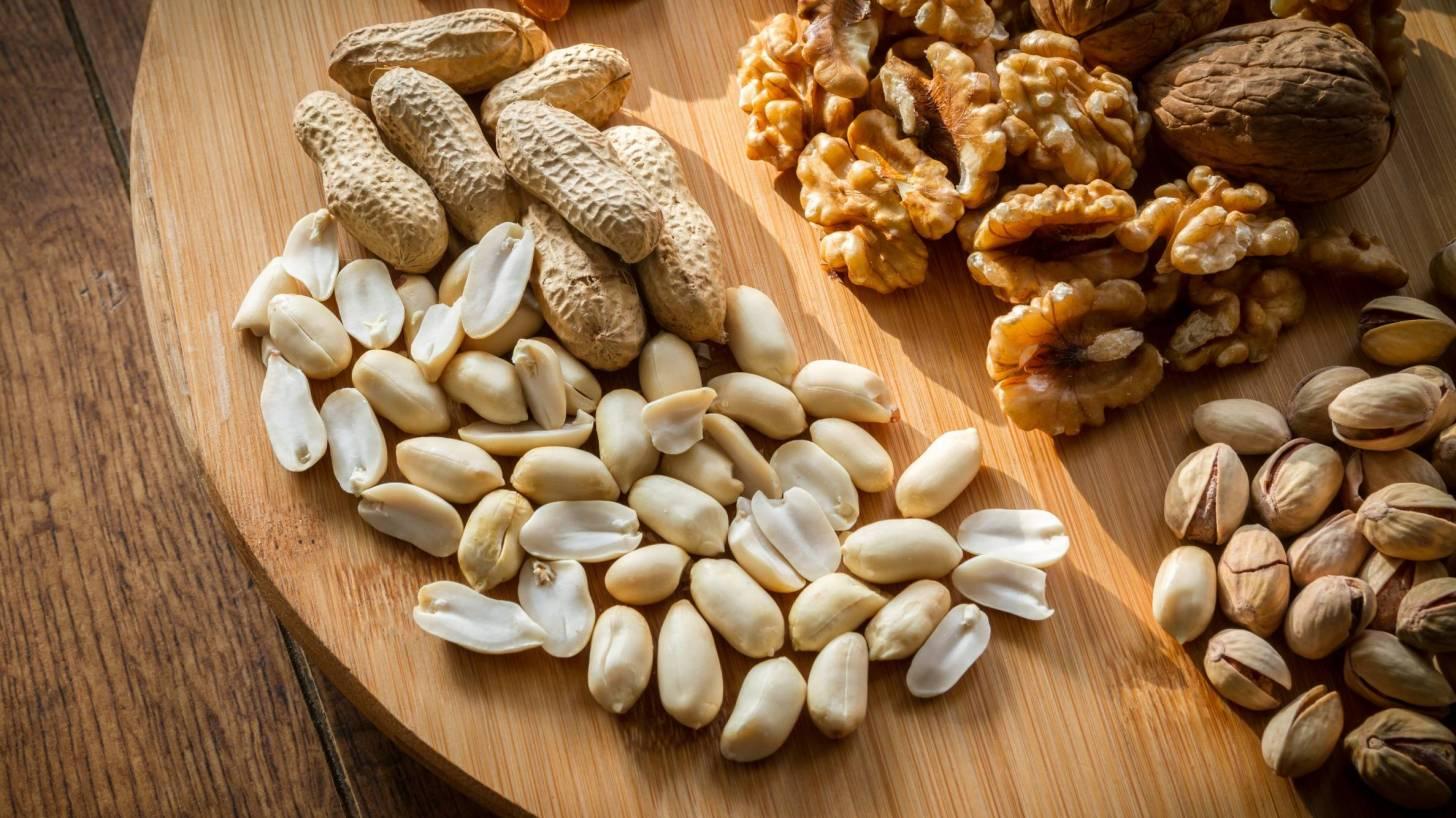 assorted peanuts