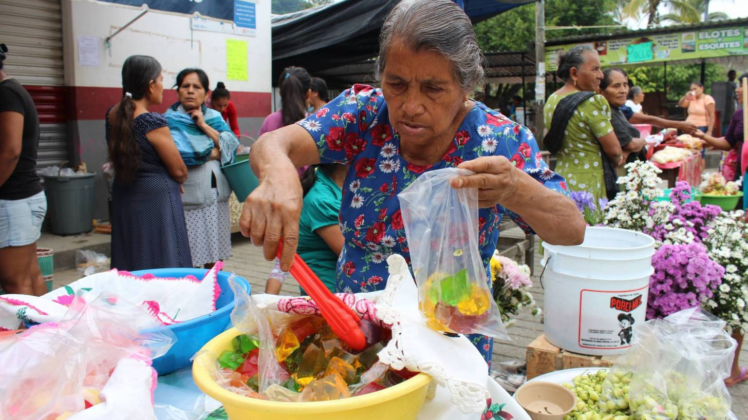 mexico food plaza
