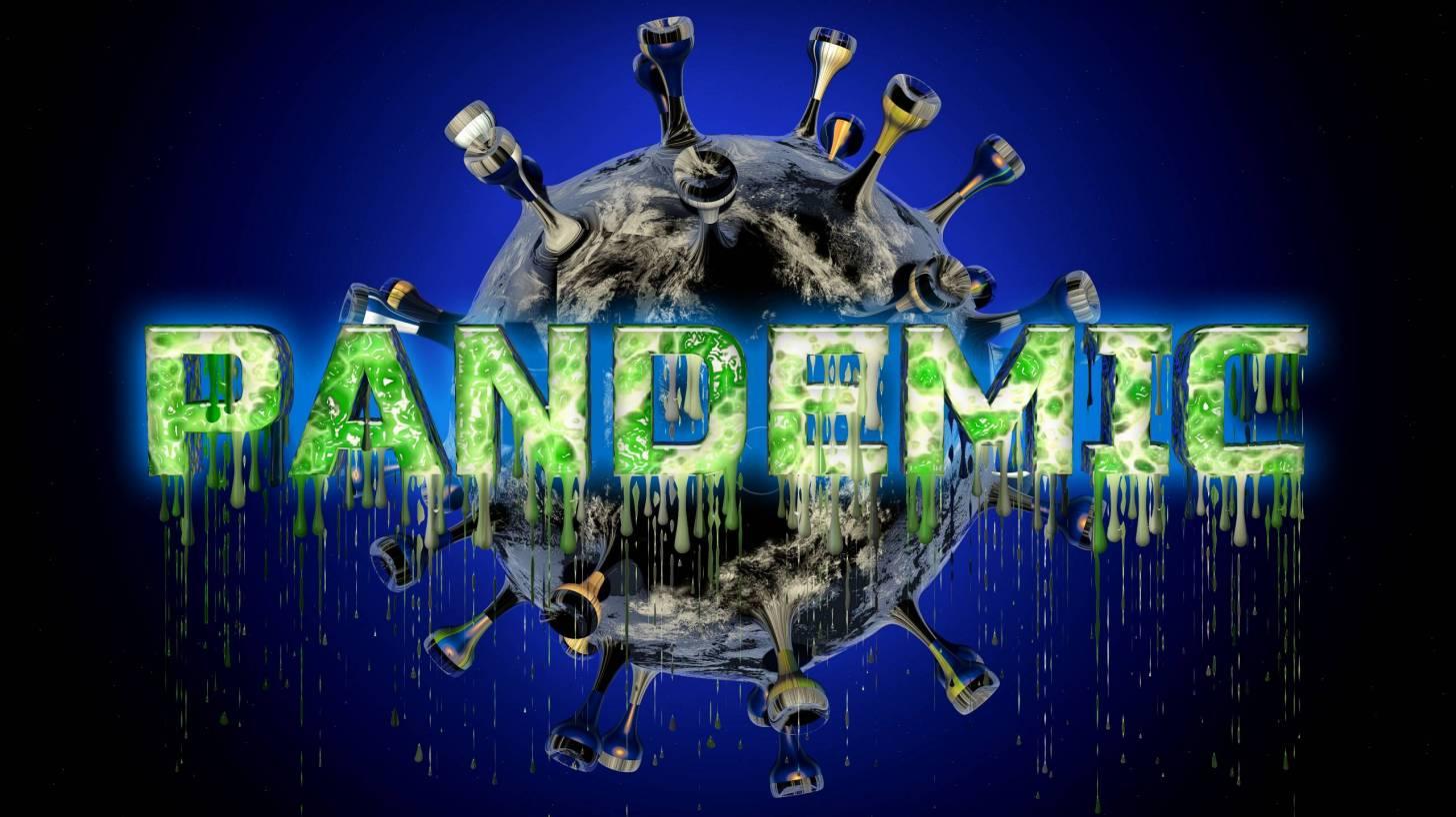 pandemic virus photo