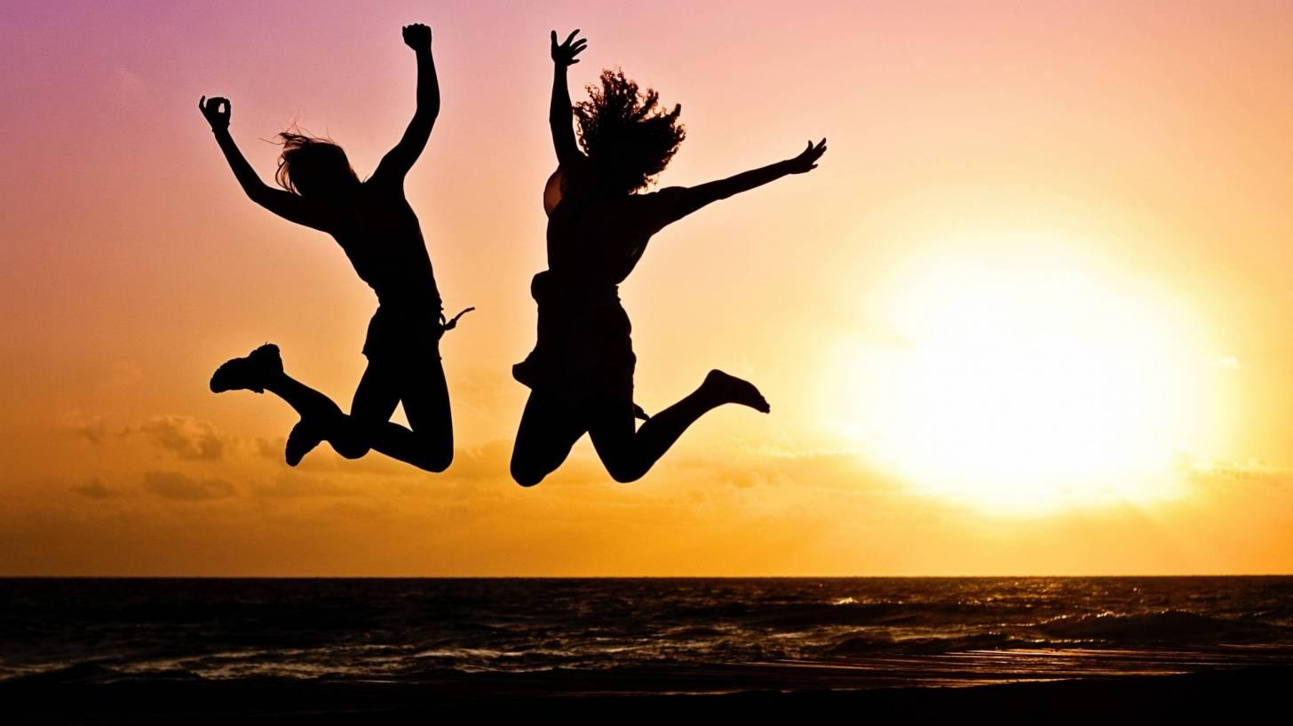 fun jumping high