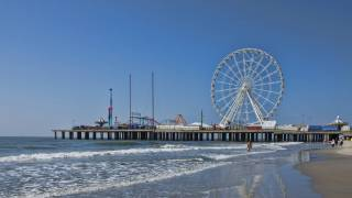 atlantic city NJ boardwalk