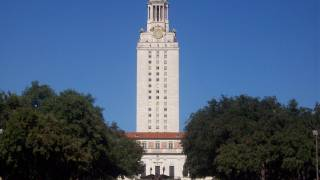 ut austin texas campus bell tower