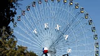 Dallas texas ferris wheel
