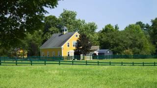 Massachusetts farm house