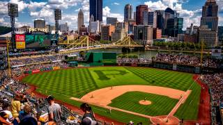 pittsburgh pirates baseball stadium