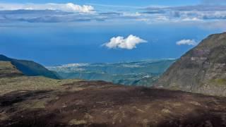 reunion island volcano