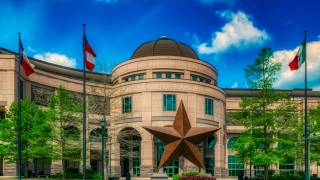 texas museaum of history in Austin Texas