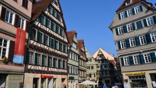 tubingen germany town square