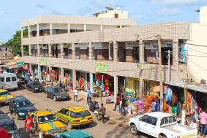 west african market