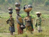 women in africa working