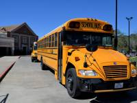 school bus for pre schoolers
